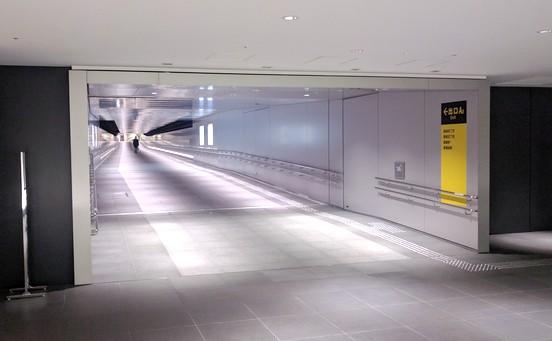あづま通り地下通路