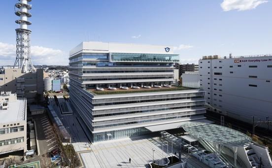 藤沢市役所本庁舎