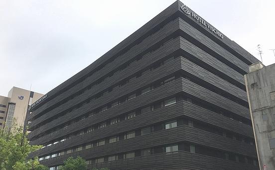 ホテルヴィスキオ大阪 by GRANVIA